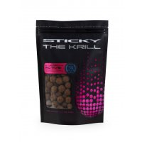 Sticky Baits mražené boilies The Krill Active Freezer 16mm 5kg