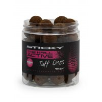 Sticky Baits Extra tvrdé boilies The Krill Active Tuff Ones
