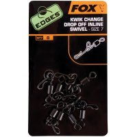 Fox Edges Kwik Change Drop Off Inline swivel vel.7 8ks
