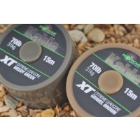 Korda Olověnka Kable XT Extreme Leadcore gravel brown 70lb 31kg 15m