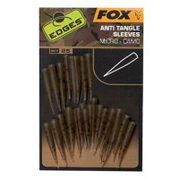 Fox Edges Camo Micro Anti Tangle Sleeves 25ks