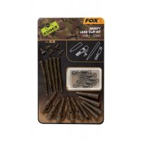 Fox Edges Camo Safety Lead Clip Kit vel. 7 5ks