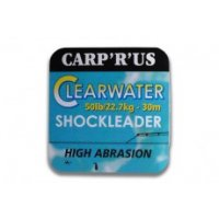Carp ´R´ Us Clearwater Shockleader 20m 50lb