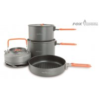 Fox Nádobí Cookware 4pc Set Large