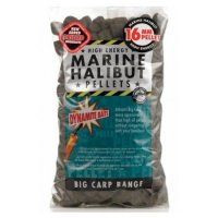 Dynamite Baits Pre Drilled Marine Halibut Pellets 16mm 900g