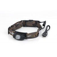Fox Čelovka Halo AL350C Headtorch