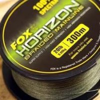 Fox šňůra Horizon Braided Mainline