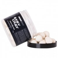 Nash Key Cray plovoucí boilies Pop Ups White
