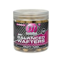 Mainline High Impact Balanced Wafters Fruity Tuna 18mm neutrálně vyvážené boilie