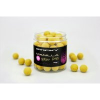 Sticky Baits Plovoucí Boilies Manilla Pop-Ups 100g Yellow Ones