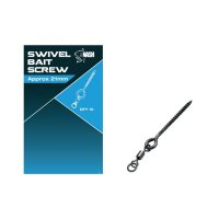 Nash Swivel Bait Screw 21mm 10ks držáky nástrah