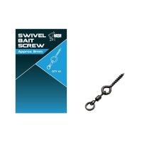 Nash Swivel Bait Screw 8mm 10ks držáky nástrah