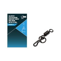 Nash Obratlík Quick Change Drop Off Inline Swivel vel. 8 10ks