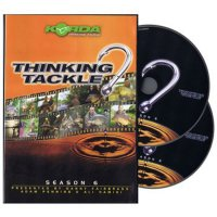 Korda DVD Thinking Tackle