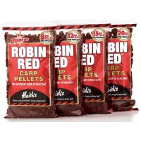 Dynamite Baits Pre Drilled Robin Red Pellets